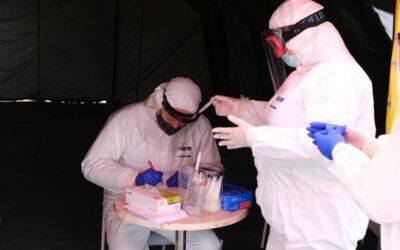 Duże zainteresowanie akcją szczepień w PGG S.A.